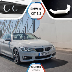 For Bmw 4 F32 F33 F36 Bj Iconic Lights Core Led Ring Angel Eyes Halo Lights