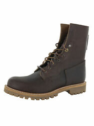 Hommes 8-inch Tall Engineer Bottes Marron Us 9