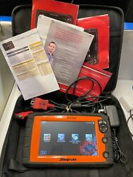 Snap On Solus Edge Eesc320 Wi-fi Touch Screen Professional Automotive Scanner