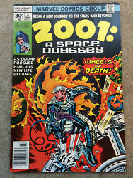 2001 A Space Odyssey 4 Wheels Of Death