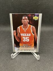 2007-08 Upper Deck First Edition Kevin Durant 202 Star Rookies Rc