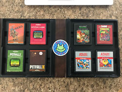 Atari 2600 Games In Vintage Sleeve Very Good Condition Collectibles