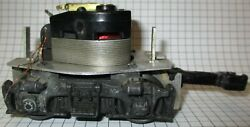 Lionel 614-101 Sw1200 Motor Truck Assembly Single Wound Field And Magnetic Axle