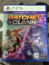 Ps5 Ratchet And Clank Rift Apart - Used