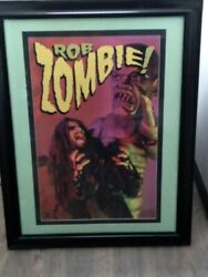 Rob Zombie Painting/poster