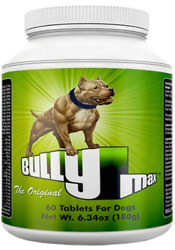 Bully Max The Ultimate Canine Supplements Straight From The Manufacturer