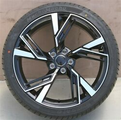 Set4 19 19x8.5 Audi B8 Rs4 Style Fit A4 A6 A8 S4 S6 Q5 Wheel And Tire Package