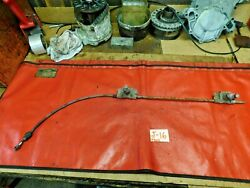Triumph Spitfire Mk I, Mkii , Widnsield Wiper Rack Gearboxes And Tubes, Original,