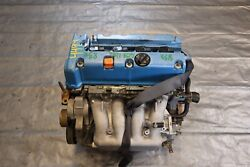 2002-04 Acura Rsx Type-s K20a2 2.ol Oem Complete Engine Longblock Dc5 4499
