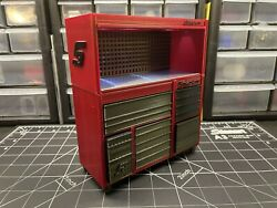 1/10 Scale Rc Snapon Tool Box Garage Diorama Accessories