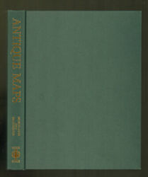 Carl Morelan, Antique Maps, Christie's Collectors Guides 3rd. Ed. Signed Book