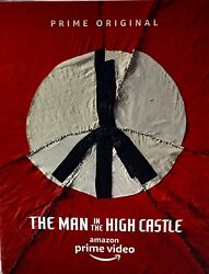 The Man In The High Castle Complete Season 3 Dvd Rare Emmy 2019