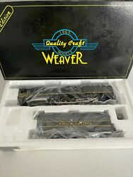 Weaver Gold Edition Union Pacific Fef 34-8-4 Northern O Scale