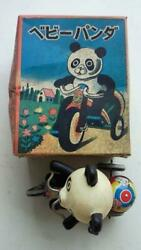 With Box Baby Panda Tin/spring Complete Product Debt Stock