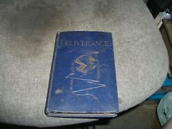 1926 Jehovah's Witnesses Book, Deliverance-j.f.rutherford,int'l Bible Student