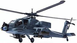 Academy 12129 135 Ah64a Ang South Carolina Attack Helicopter Plastic Model Kit