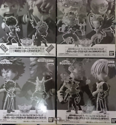 My Hero Academia World Collectable Figure Complete Set Sold Only To Applicants