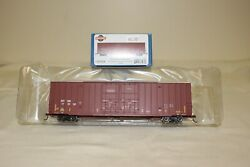 Athearn Rtr 60' Gunderson Dd Box Car Mississippi And Tennessee Mtnr 175150 75270