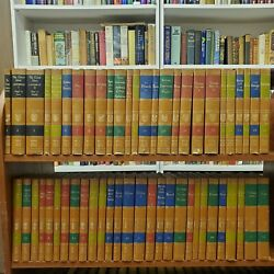 Britannica Great Books Of The Western World Lot Of 54 Books | 1952, Full Set