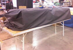 Two 707 Card Trade Gun Show Bag New Body Bags Overnight Storage Priority Mail