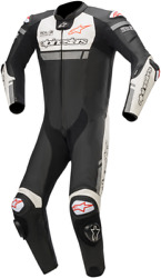 Alpinestars Missile Ignition One-piece Leather Suits 60 Black Red White