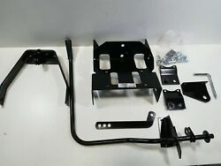 585607901 Rear-mounted Sleeve Hitch Attachment Craftsman Tractors