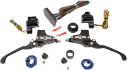Performance Machine Can Bus Hand Control Complete Sets 0062-4025-bm