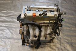 2002-04 Acura Rsx Type-s K20a2 2.0l Oem Complete Engine Longblock 299,649 Miles