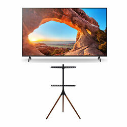 Sony Kd55x85j X85j 55 Inch Class Hdr 4k Uhd Smart Led Tv With Tv Floor Stand