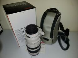 Canon 100-400mm F/4.5-5.6 L Is Ism Minty