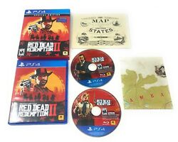 Red Dead Redemption Ii Special Edition Sony Playstation 4, Ps4 Rdr2