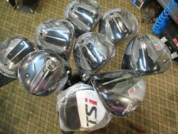 9.9 Cond In Shrink Titleist Tsi2 Drivers You Choose Loft And Shaft Type