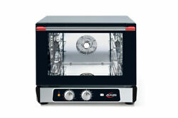 New Axis Ax-514rh Half-size Convection Oven With Humidity Control