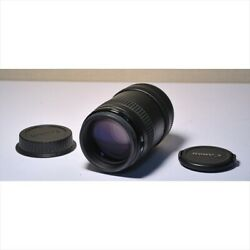 Used Ef 135mm F2.8 Soft Focus Lens Cannon Cameras Photo Good Condition Japan