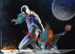 Add Toys Ad05 1/6th Silver Surfer Norrin Radd Stock Action Figure Normal Ver.
