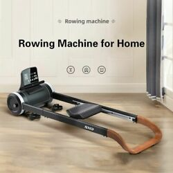Intelligent Rowing Machine Magnetic Resistance Aerobic Exercise Indoor Fitness