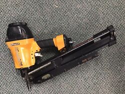 Bostitch F21 Pl F21pl Plastic Collated Framing Nailer 1-1/2 To 3-1/2 Used