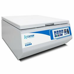 Liston C2204 Prp Centrifuge With Rotor 3000rpm 12x 3-15ml Or 6x50ml Tubes