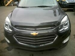 Front Clip Lt Chrome Grille Awd Fits 16-17 Equinox 1065154