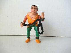 The Real Ghostbusters Quasimodo Monster Ghost Kenner Vintage 1989 With Chain