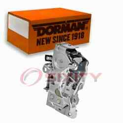 Dorman Front Right Door Latch Assembly For 1988-1993 Gmc Jimmy Body Doors Lc