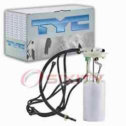 Tyc Fuel Pump Module Assembly For 1997-1999 Chevrolet Lumina 3.1l 3.8l V6 Up
