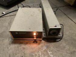 Spectra Physics Stabilite Laser Model 120 Helium Neon With Exciter 249 Photonics