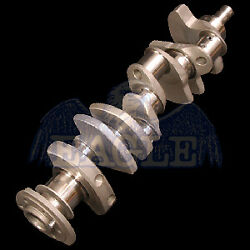 Eagle 3.800 In Stroke Forged Steel Small Block Chevy Crankshaft P/n 440038006000