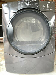 Kenmore Elite Electric Washer And Gas Dryer