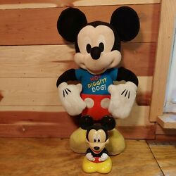 Disneyand039s Mickey Mouse Hot Diggity Dog Dance And Play And Talking Flash Light