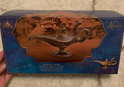 New 2019 Disney Parks Aladdin Live Action Genie Prop Lamp Limited Edition 4000