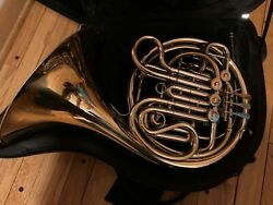 Frank Holton 178 Double French Horn