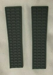 Patek Philippe Gray Rubber Strap For Aquanaut 5067a Display