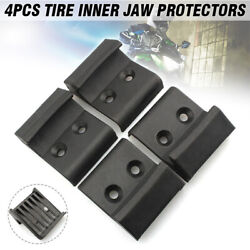 4pcs Inner Jaw Protector Clamp Coat Motorcycle Tire Changer Machine Parts N-